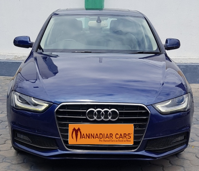 USED AUDI A4 2.0 TDI 2014 MODEL SINGLE OWNER