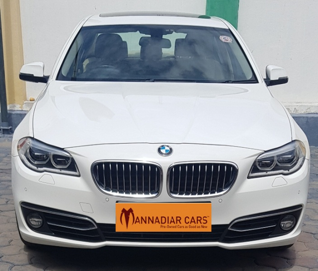 USED BMW 520D SINGLE OWNER